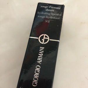 Giorgio Armani rouge d'armani sheers PINK 502